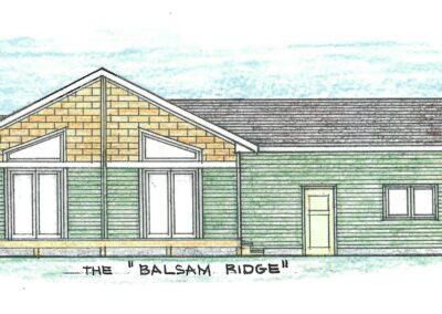 Balsam Ridge